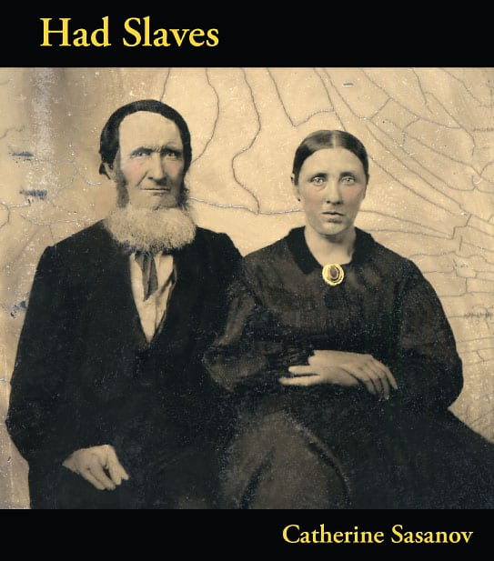 "Imade of a book cover ""Had Slaves"""